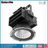 L'alta qualità IP65 della soluzione dell'indicatore luminoso di inondazione da 500 watt LED impermeabilizza l'illuminazione dello stadio del LED
