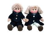 Красивые фаршированные мягкие ткани ребенка кукла игрушки для детей 2017 OEM на заказ Cute Cartoon мягкой тканью ручной работы тряпичная кукла