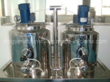 Misturador Emulsionante de vácuo de gelatina de pomada de creme (ZRJ-20-D)