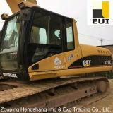 Используется оригинал импорт гусеничный трактор Cat/Caterpillar экскаватор (320C)