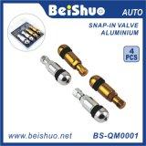 Válvula de pneu auto liga de alumínio / Acessórios de carro / Peças de automóveis