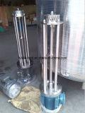 Нержавеющая сталь высокой срезной эмульгатора электродвигателя смешения воздушных потоков