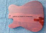 Клена тела золы задней части шеи нашивки Skunt слоя тела деревянного заполняя гитара разбивочной Tele электрическая