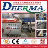 Línea de producción de tubería de PVC 75-160mm / Makine con el precio de la máquina