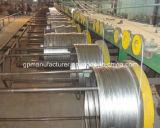 熱い浸された電流を通された鋼線
