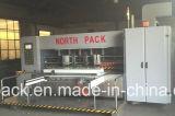 GSYKMの型抜き機械に細長い穴をつける自動高速flexoの印刷