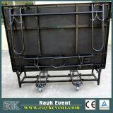 Этап этапа Rk алюминиевый складывая стальной портативный для напольного случая