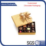 Emballage élégant en chocolat en plastique élégant