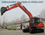 Excavatrice de support de chenille d'excavatrices de Baoding 15ton