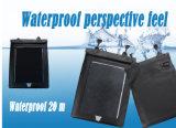 2013 новых Prodult 3 молний Водонепроницаемая сумка для iPad серии (WF-024)