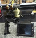 Equipo de prueba en línea de la válvula de seguridad para el petróleo y la industria energética