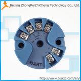 산업 사용법 PT100 4-20mA 온도 전송기