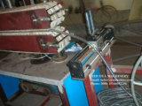 유연한 PVC 나선형 철강선 강화된 호스 압출기 기계