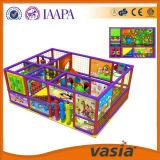 Игрушки крытой коммерчески мягкой игры спортивной площадки славные для малышей Vs1-151228-161A-3-29