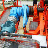 Conveyer Planetary Gear Motor and Helical-Spiral Bevel Gear Reducer Unit