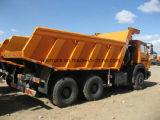 Beiben 336HP 30ton Speicherauszug-Lastkraftwagen mit Kippvorrichtung