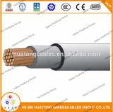 UL 4703 câble PV solaire