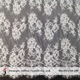 Tela do laço de Chantilly para os vestidos de casamento (M2150-3M)