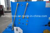 Cortadora hidráulica popular del brazo del oscilación de QC12y 20X4000