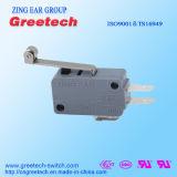 Micro- van Spdt BasisSchakelaar met de Lange Hefboom 0.1A 5A van de Rol voor Wasmachine
