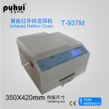 LED SMT Desktop Leadfree Reflow Oven T937, Puhui T937m