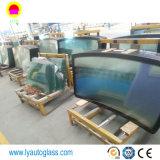Temple horizontal automática / máquina de horno de vidrio para la venta