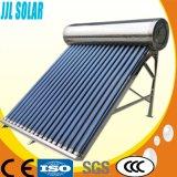 Calentador de agua solar de alta presión/a presión del sistema de calefacción de la agua caliente del colector solar del acero inoxidable