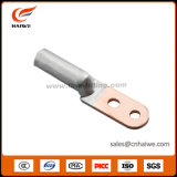Dtl Twee Handvat van de Kabel van het Aluminium van het Koper van Gaten het Bimetaal