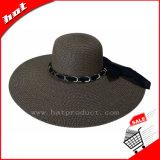 Chapéu grande plano rasante Chapéu de Palha