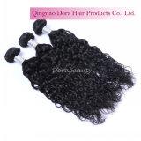 Venda por grosso de cabelo humano Virgem ondas naturais brasileiras pacotes de cabelo