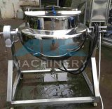 chaleira 200L Jacketed com misturador do agitador (ACE-JCG-Y0)