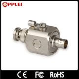 Der Fotorezeptor-1/4 Verbinder-Überspannungsableiter Wellen-Antennen-Zufuhr-N