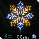 Holiday LED Snowflake Light