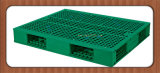 1200X1000X150mm 무겁 의무 Double Grid Plastic Storage Pallet