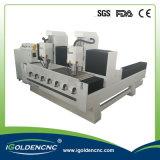Minigranit-Marmor-Maschine für Finanzanzeige-Entlastung