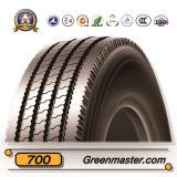 모든 강철 광선 트럭 타이어 8.25r20