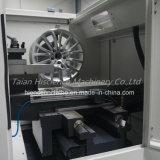 합금 바퀴 수선 & 일신 다이아몬드 절단 CNC 선반 기계 Awr32h