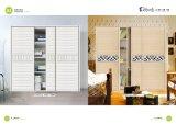MDF Core ПВХ кухонные двери распределительного шкафа (yg-016)