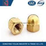 Carbon Steel Acorn Nut-Integrated Type