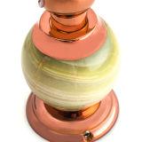 Zink-Legierungs-Pinsel eingekerbter Badezimmer-Zubehör-an der Wand befestigter Tuch-Ring