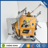 L'aluminium mortier de ciment plâtre plâtre automatique la machine pour le mur et le rendu de plâtrage