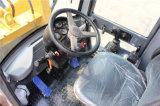 Carregador hidráulico da roda de China mini, carregador da roda 1600kg