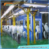 Revêtement électrophorétique de la peinture en poudre gamme de machines d'équipement de pulvérisation