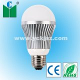Lâmpada LED de 7 W