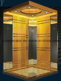 Elevatore innovatore del passeggero di economia di spazio di FUJI (JQ-MZ03)