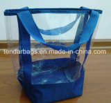 Borsa libera del Tote del sacchetto della spiaggia del PVC
