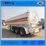 50000 liter 3 de Aanhangwagen van de Vrachtwagen van de Tanker van de Brandstof van de As