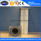 BHA PTFE Flamme Retartant Luftfilter-Kassette für Staub-Sammler-Abwechslung