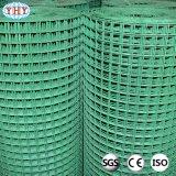4feet x 100feet庭のための緑ワイヤー網