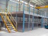 Personalizar la plataforma de rejilla de acero para el Proyecto Industrial
